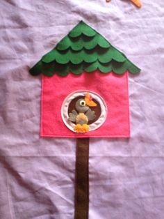 Vogelhuis 2 tafeltent