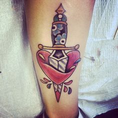 Image result for dagger tattoo