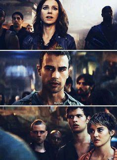 Tobias & Evelyn scene.