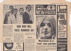 July 1964 Not yet the Who still the High Numbers and they have a new single, seems they are still around today of them anyway) Peter Jones, Cherry Bombs, Noise Pollution, Swinging London, London Clubs, Big Noses, Greatest Rock Bands, Live Rock, July 11
