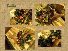 vianočné dekorácie :: Bodkovana