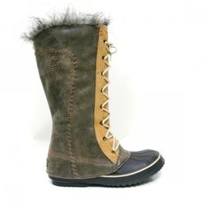 cate the great sorel boots | BarefootTess.com Sorel 'Cate the Great' Boot (Curry)