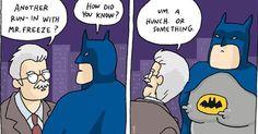 "10 Comics That'll Make You Ask Batman ""Why So Serious?"""