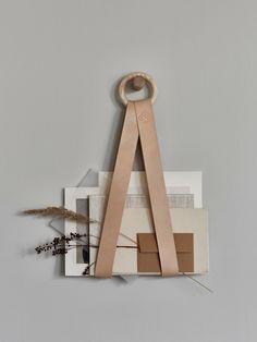 Smålands Skinnmanufaktur                  - Magazine hanger + Hook