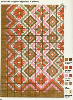 Professione Donna: Fai da te: Il tappeto con il nodo Ghiordes_2