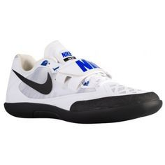 Nike Zoom SD 4 - Men's - Track - Field - Shoes - White/Black/Racer  Blue-sku:85135100