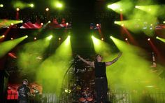 22/09/13 - Rock in Rio, Avenged Sevenfold a7x