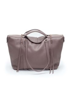 @MARYLAI NEW YORK Mason Taupe bag on www.trendseeder.com
