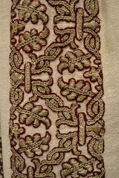 Romanian blouse - ie. Detail. Muscel region.