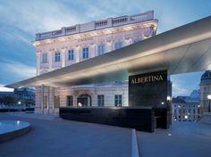 ALBERTINA - Ausstellungen. Wien