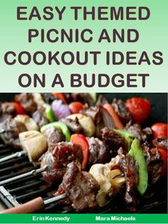 Discover more than 30 Easy Themed Picnic and Cookout Ideas on a Budget