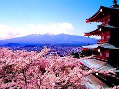 The Beautiful Veiw Of Japan by ~ScrapedAngel on deviantART