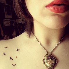 They're just so unsubtle. | 27 Reasons You Should Absolutely Never Ever Get A Tattoo