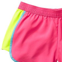 Girls' Sprint Active Running Shorts - Pink Punch