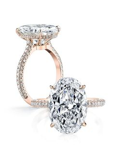 Jean Dousset CHELSEA Engagement Ring - The Knot