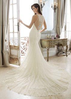 Courtesy of Sophia Tolli Wedding Dresses; www.sophiatolli.co.uk