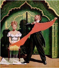 Image result for vintage magicians