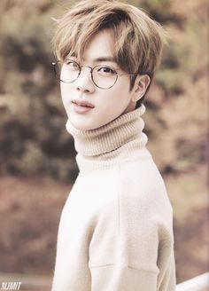 Jin BTS  It's photos like this that make me realise why he's the visual :3