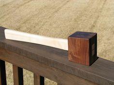 Walnut head Mallet - by Hutch @ LumberJocks.com ~ woodworking community