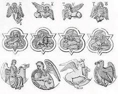 Картинки по запросу евангелист марк лев