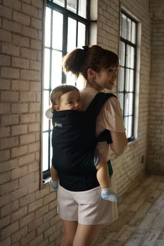 Boba carrier. Japanese exclusive model. The best soft baby carrier in the market!
