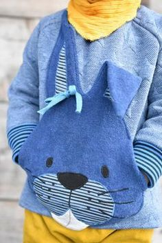 Baby Girl Fashion, Kids Fashion, Cotton Textile, Kind Mode, Baby Kids, Kids Outfits, Bunny, Fabric, Hoody