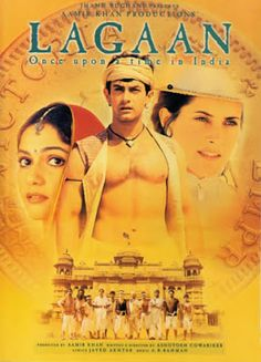 ominated for the Oscar for Best Foreign Film 2002 , Ashutosh Gowariker's Lagaan is one of the most expensive films ever to come out of Bollywood, telling the tale of the Indian village Champaner, beset by drought and British colonialism in the year 1893.The villagers stake their future on a game of cricket against their ruthless British rulers to repeal their taxes for the year...