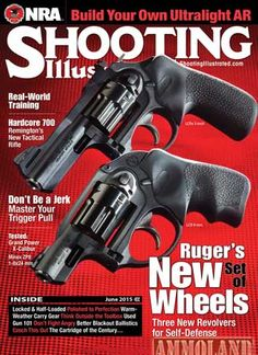 Shooting Illustrated June 2015 Issue