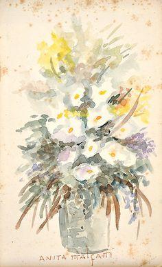 anita malfatti - Vaso de Flores - Tumblr
