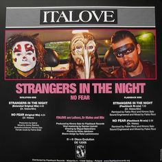 "Italove - Strangers In The Night [Night Mix] 2011 €URO 80's ""La Radio del Ítalo Disco © 2011 - 2016 euro80s.net"