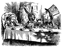 The Public Domain Review and Medium are hosting a Mad Hatter's mashup party in celebration of the 150th anniversary of Alice's Adventures…