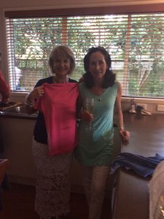Sister in law Donna and Lindy