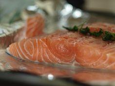 Filetto+di+salmone+a+bassa+temperatura