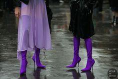 Balenciaga boots by STYLEDUMONDE Street Style Fashion Photography