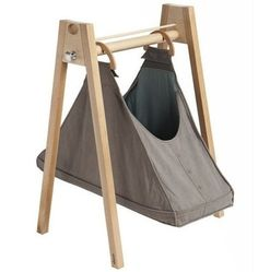 Babies loves being in a hammock and the Moses Basket Baby Hammock will fully satisfy this need of our babies with total comfort for us parents. The Moses Basket Baby Hammock is fully portable, thus we can carry it wherever there is a need to. Baby Hammock, Baby Swings, Hammock Stand, Moses Basket, Kids Furniture, Furniture Buyers, Furniture Design, Future Baby, Cribs