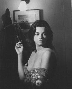 Zebradelic: Genevieve Bujold in Alex & the Gypsy promotional pics