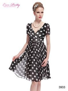 You can't ever go wrong with Polka Dots!