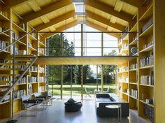 Cohousing gemeenschappelijke ruimte