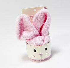 Cozy Bunny / Package Design / Socks Packaging on Behance