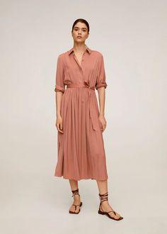 Dresses for Woman 2020 | Mango Vietnam