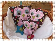 A FAMILY RATHER OWL! - Creations for children +