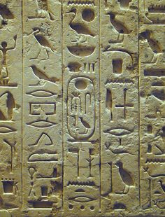 west wall relief from the memorial chapel of Ramesses l at Abydos Limestone From Abydos Dynasty reign of Sety l ca. Ancient Mysteries, Ancient Ruins, Ancient Artifacts, Ancient Egypt History, Old Egypt, Ancient Civilizations, Egyptians, Luxor Egypt, Egyptian Art