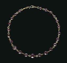 Byzantine Jewelry, Renaissance Jewelry, Medieval Jewelry, Ancient Jewelry, Antique Necklace, Antique Jewelry, Gold Jewelry, Jewelery, Roman Jewelry