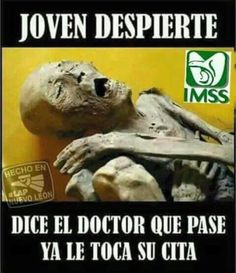 jajajajaja........es de horror el servicio médico en México........Ya pa qué #compartirvideos.es #videosdivertidos