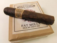 Drew Estate Kentucky Fire Cured Fat Molly Cigars