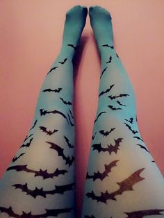 Great Halloween tights