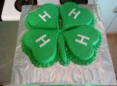4H achievement cake