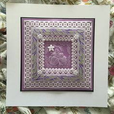 Groovi card created by Tina Cox Hobbies And Crafts, Crafts To Make, Parchment Cards, Paper Cards, Painted Rocks, I Card, Barbara Gray, Projects To Try, Crafty