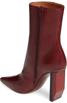 Main Image - Vetements Reflector Heel Ankle Boot (Women)