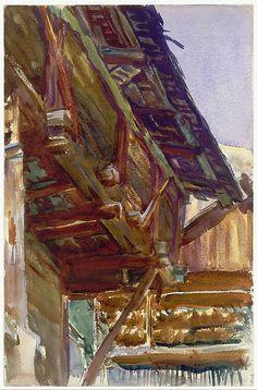 v, by John Singer Sargent (American, Florence 1856–1925 London)
